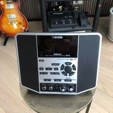 BOSS JS-10 e-Band wzmacniacz gitarowy do ćwiczenia i jamowania