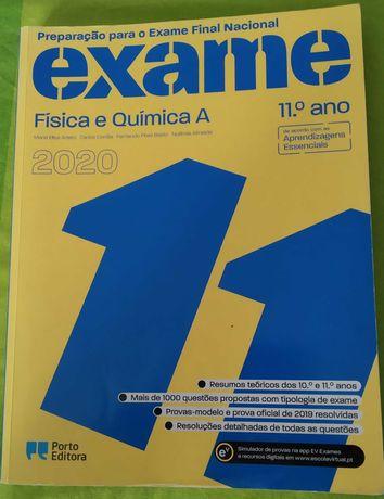 Livro Preparação Exame Nacional Física e Química 11ano