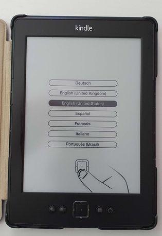 Amazon Kindle 4 - idealny, bez reklam