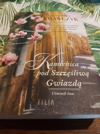 """Agnieszka Krawczyk"""" Kamienica pod szczęśliwą gwiazdą"""""""