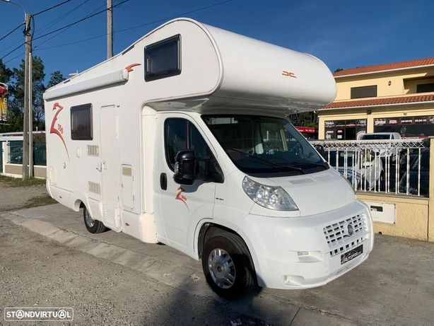 Fiat Ducato Joint 6 lugares