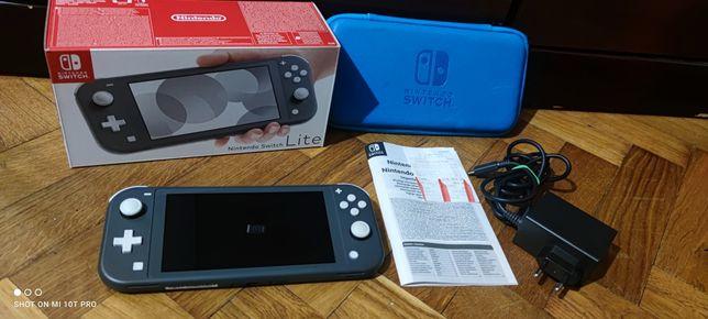 Nintendo Switch Lite Szare Komplet Zamiana PS4 PS3 Xbox one 360