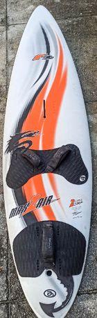 Prancha Windsurf F2 + Quilha MAUI