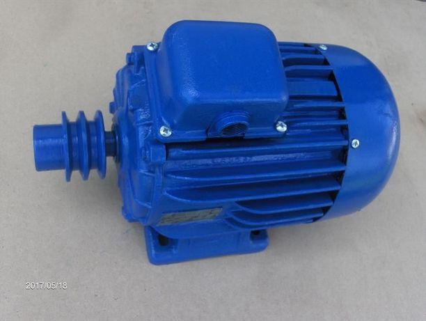 Silnik 1,5 KW / 1420 z kołem pasowym