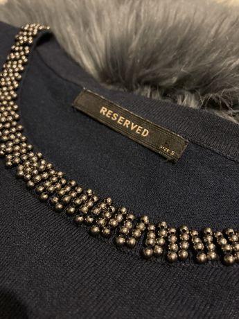 Sweterek reserved rozmiar S