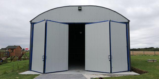 hala tunelowa łukowa magazyn obora garaż zadaszenie wiata