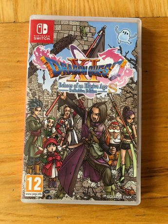 DRAGON QUEST XI: Echoes of an Elusive Age Nintendo Switch