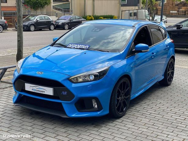 Ford Focus 2.3 EcoBoost RS Pack Performance