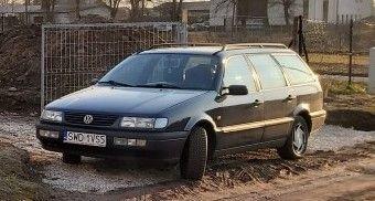 Sprzedam Passat B4 1.9TDI 1Z 90km 1994r. - na części,  dobry silnik