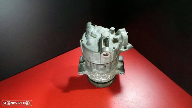 Compressor Do Ar Condicionado Volkswagen Golf Vi (5K1)