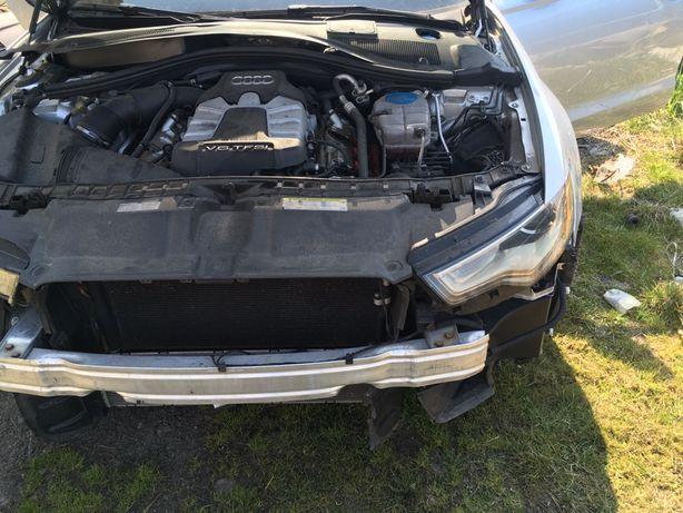 Audi A6 C7 акпп 3.0TFSI NXT NEU