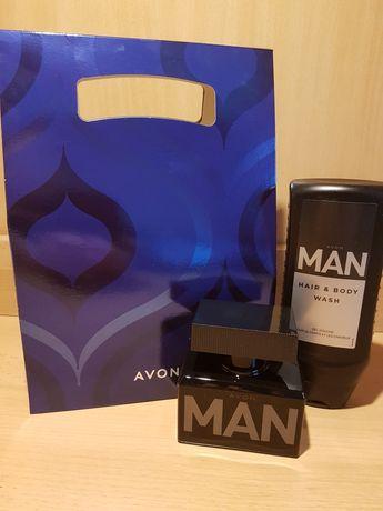 Zestaw Avon Man 75 ml