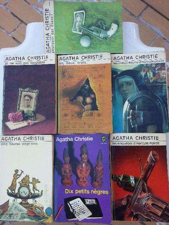 Livros de Agatha Christie
