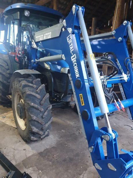 Ładowacz czołowy TYTAN Metal-technik MT02 TUR 1600 kg Nowy