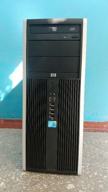 HP Compaq 8000/4 ядра Q8300 (2,5 ГГц)/RAM 8 ГБ/HDD 1000 ГБ/Потужний
