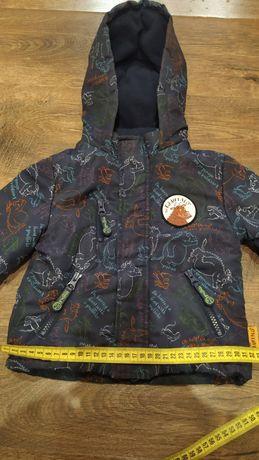 Продам курточку на осень 1,5-2 года