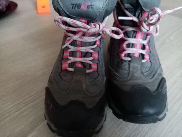 Buty dziewczęce r. 34