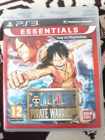 One Piece pirate warrior ps3
