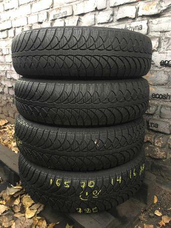 Зимові шини 165/70 R14 Fulda Montero 3 4ШТ 85%/2018