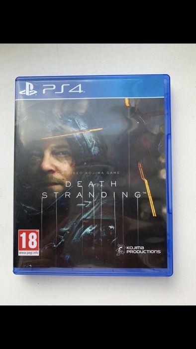 Игровой диск Dead Stranding ps4 Кропивницкий - изображение 1