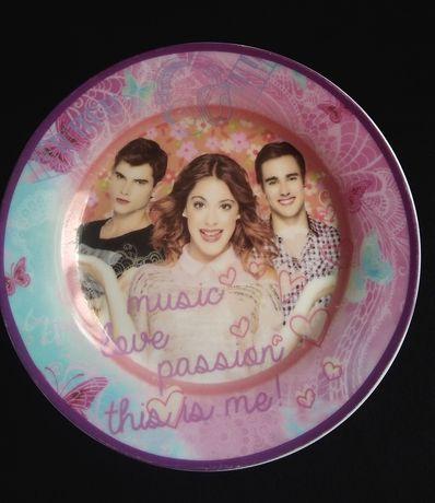 Тарелка сувенирная DISNEY