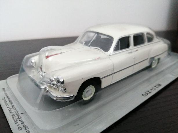 model samochodu gaz -12 zim
