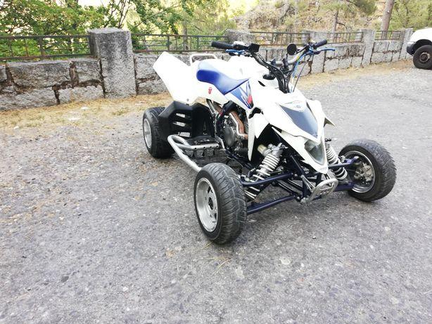 Suzuki ltr 450 troca /venda