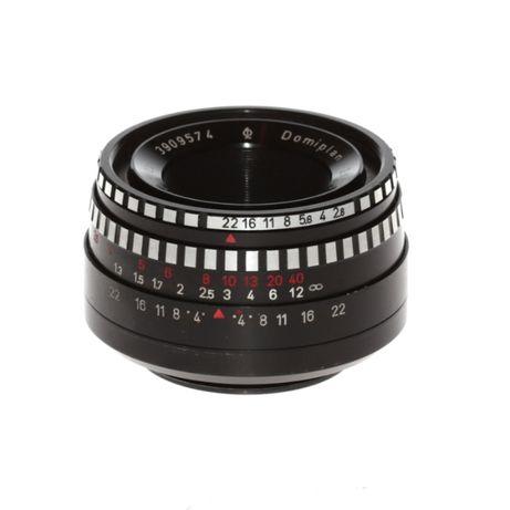 Domiplan Meyer - Optik Gorlitz ZEBRA 2,8 - 50mm M42 JAK NOWY