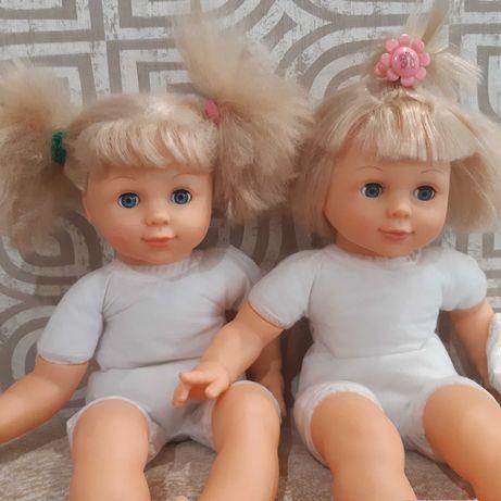 куклы-сестрички, пупсы