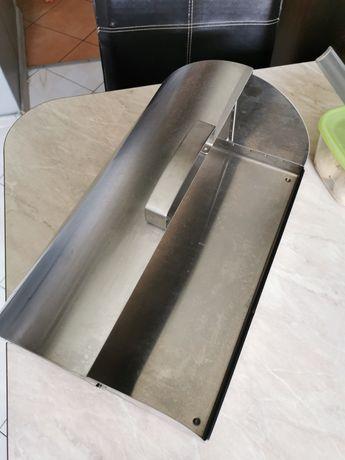 Metalowy chlebak ikea