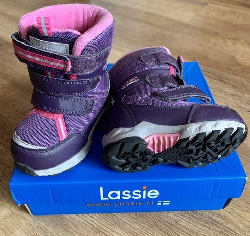 Зимние сапоги, ботинки Lassie by Reima 22 р. на девочку