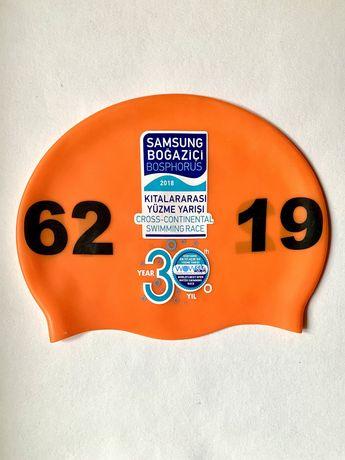 Шапочка для плавания с Заплыва через Босфор