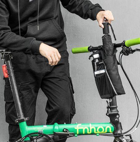 Сумка на руль Rockbros D48, вынос велосипеда или самоката 5л велосумка