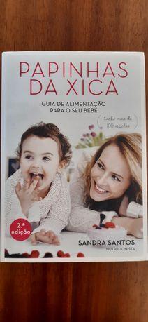 Livro Papinhas da Xica
