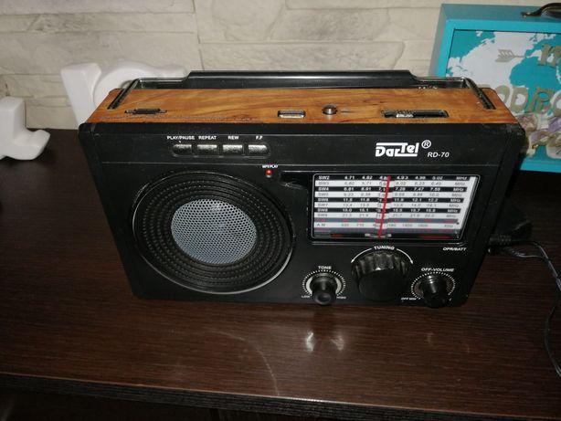Przenośne radio Dortel