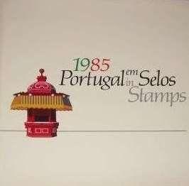 Portugal em selos 1985 - CTT