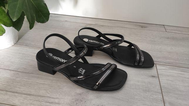 Sandały sandałki Remonte 38