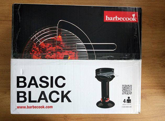 Grill węglowy Basic Black BARBECOOK nowy darmowa wysyłka