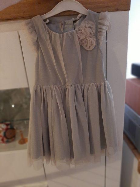 Sukieneczka wizytowa h&m 104