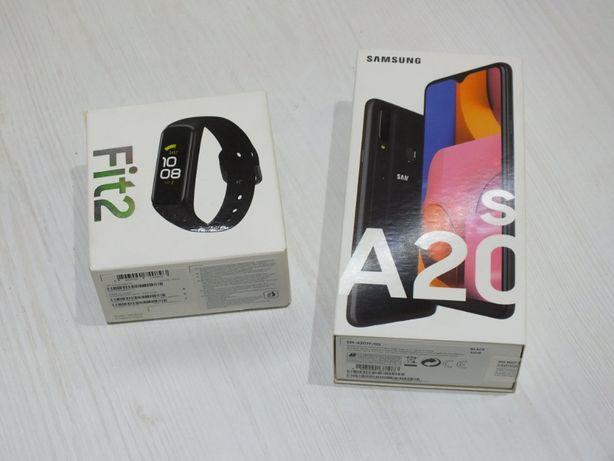 **Nowy Samsung A20S+Fit 2 -Lombard Stówka**