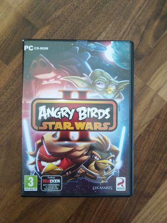 Gra angry birds Star Wars 2 na pc