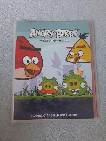Album i karty angry birds