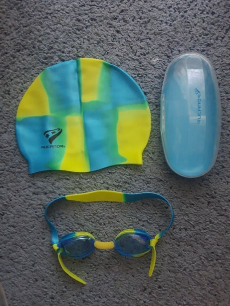 Набор шапочка + очки