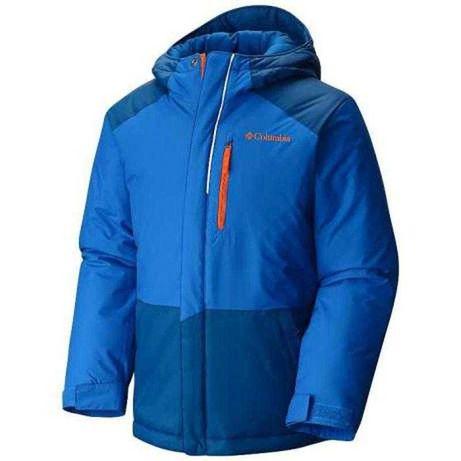 Зимняя куртка Columbia Lightning Lift Jacket для мальчика.