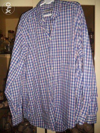 Camisa Pull Bear 42 cms no colarinho