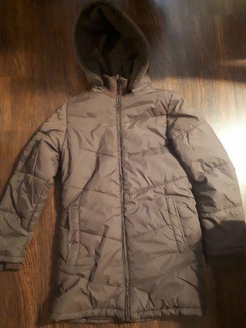 Oddam  zimowy płaszcz dziewczęcy 158