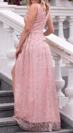 Nowa sukienka dress & beads