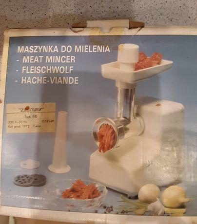 Maszynka elektryczna do mięsa