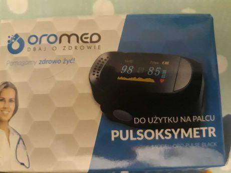 Pulsoksymetr OROMED ORO-PULSE Black