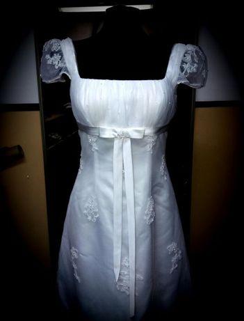 Suknia Ślubna Kristi 38-40